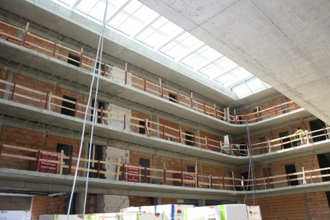 atrium budova B